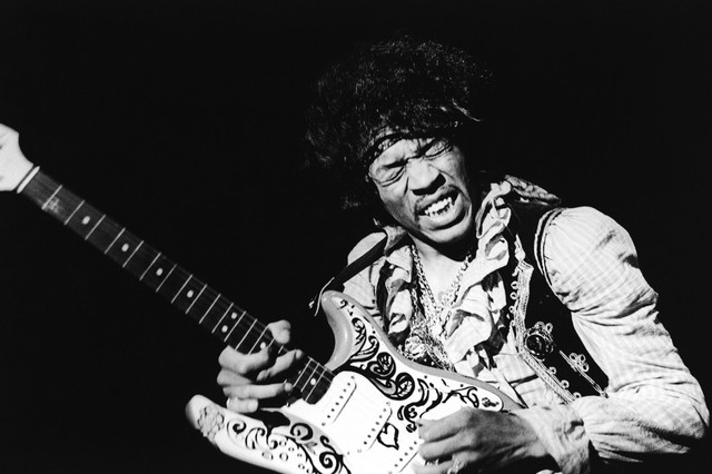Jimi Hendrix / ジミ・ヘンドリックス