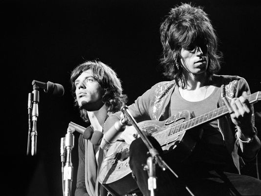 Keith Richards / キース・リチャーズ